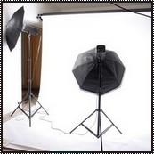 Créer un studio photo chez soi