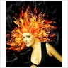 Clara Morgane Ghost Rider trucage photo