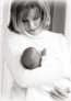 Photo maman adolescente Bebe