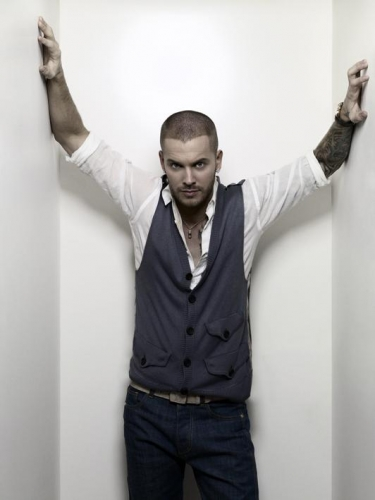 Photo photo matt pokora Chanteur