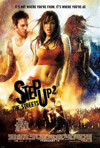 Photo Step Up 2 Graphisme