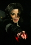 Photo Bambi Jackson King of pop