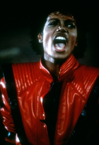 Photo Thriller King of pop