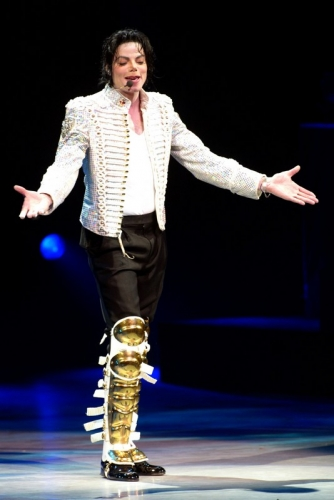 Photo Concert Jackson King of pop
