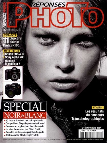 Photo Réponses Photo Magazine
