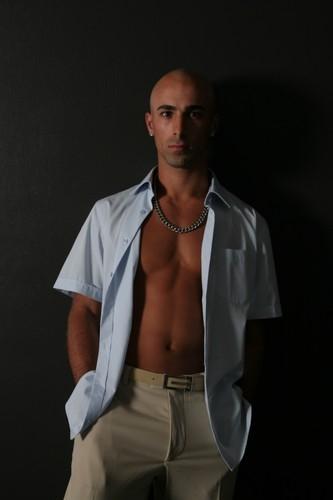 Photo Junior dos au mûr Mannequin