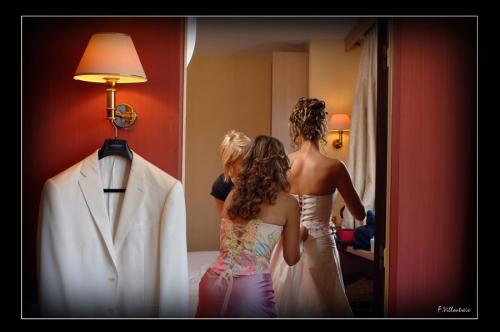 Photo Les préparatifs Mariages