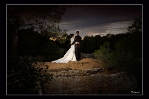 Photo Coucher de soleil wedding Mariages