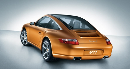 Photo 911 Targa 4 Porsche