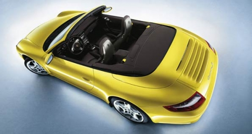Photo 911 carrera cabriolet Porsche