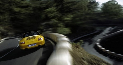 Photo 911 carrera cabriolet Porsche