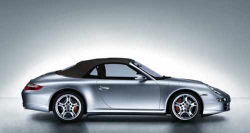 Photo 911 carrera 4 cabriolet Porsche
