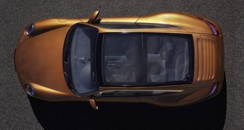 Photo 911 Targa 4 Porsche