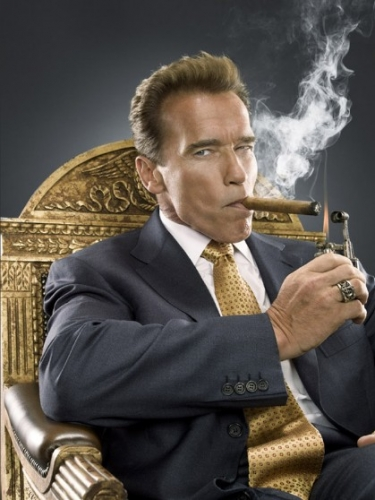 Photo arnold schwarzenegger Portraits