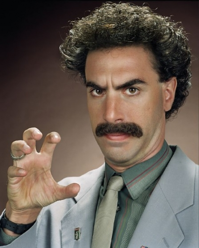 Photo portrait de borat Portraits