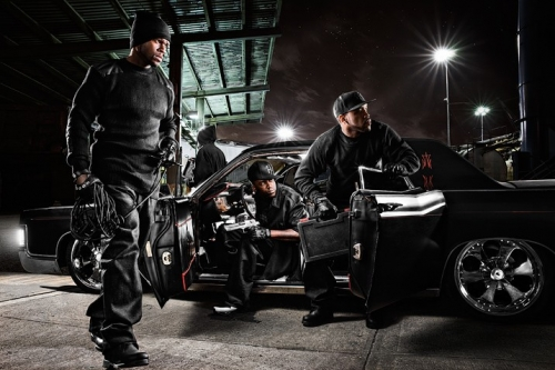 Photo G-unit Rappeur