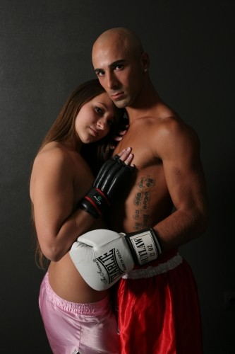 Photo Junior y su mujer Sport