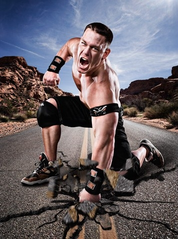 Photo john cena Sport
