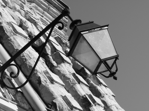 Photo Lampe rocheuses Ville