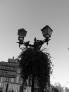 Photo Lampe de ville Ville