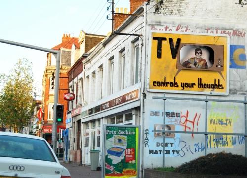 Photo TV control Ville